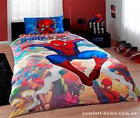 """Постельный комплект для подростков ТМ """"TAC Disney"""" Spiderman Sense Multiposes"""
