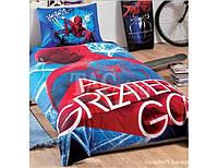 """Постельный комплект для подростков ТМ """"TAC Disney"""" Spiderman Strikes"""