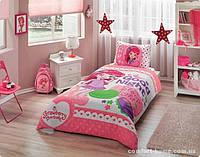 """Постельный комплект для подростков ТМ """"TAC Disney"""" Strawberry Shortcake Good Night"""