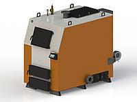 Твердотопливный котел Kotlant КВ 200. С электронной автоматикой Tech с функцией zPID и вентилятором.