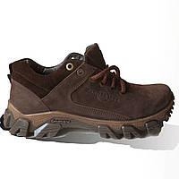 Мужские демосезонные ботинки с натуральной кожи