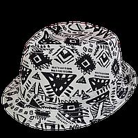 Шляпа челентанка х/б Африка