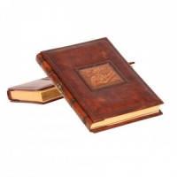 Florentia - Дневник кожаный Леонардо да Винчи - 15x22 см ( EDP59603 )