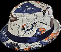 Шляпа челентанка комби карта