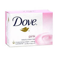 Dove крем-мыло Розовое, 100 г
