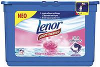 LENOR 3-в-1 капсулы для стирки универс., 14 шт.