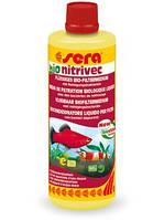 Sera bio nitrivec - суміш корисних бактерій, на 500 л -50 мл