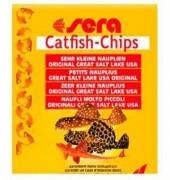 Sera Catfish Chips - корм для сомиків. Чіпси 15 г