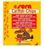Sera Catfish Chips - корм для сомиків. Чіпси 100 мл