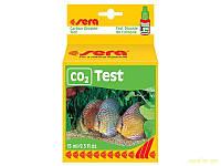 Sera CO2-Dauertest - тест СО2 довготривалої дії 15 мл