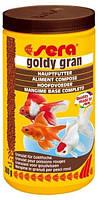 Sera goldy gran - корм д/золотих рибок.гран.250 ml