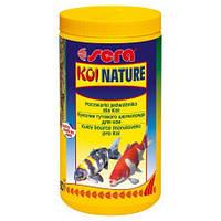 Sera KOI Nature - лялечки тутового шовкопряда 100% - 1000 мл
