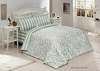 Постельное белье Le Vele 100% бамбуковое волокно Georgia Green