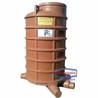 Колодец канализационный ревизионный ПЭ Valrom 5 входов, 1выход ф160/220мм