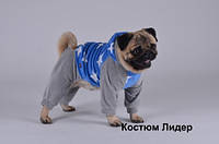 "Костюм ДЛЯ СОБАК PET FASHION ""ЛИДЕР"" S"