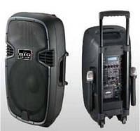Комбоусилители JB12LA-MP3-RECHARG и PP-1515A-MP3-RECHARG от компании BIG Voice