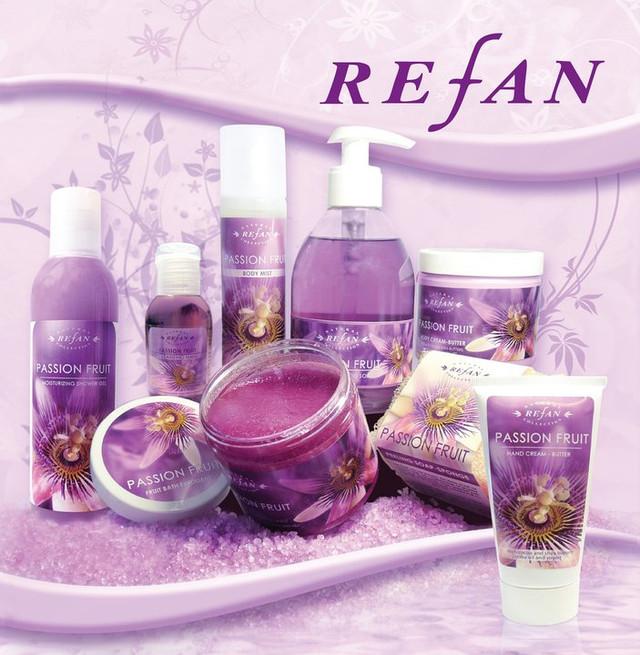 Наливная парфюмерия Рефан