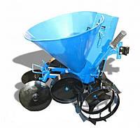 Картоплесаджалка КС-01, ємність 20л конус ,крок висаджування 190/210/250/280мм,ремінь, вага 41кг