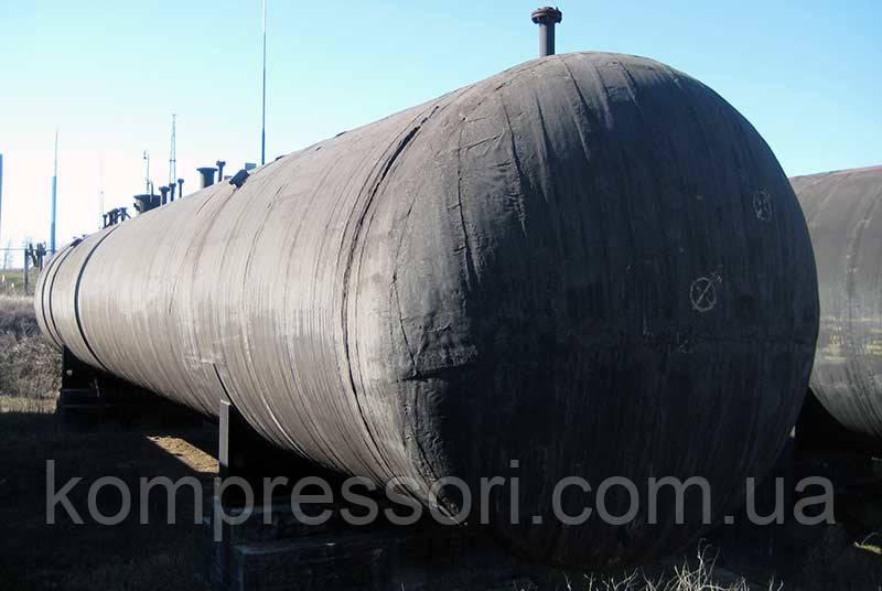 Емкости, резервуары пропан-бутан СУГ подземные от производителя