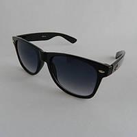 Красивые солнцезащитные очки Wayfarer RB2140 gradient унисекс