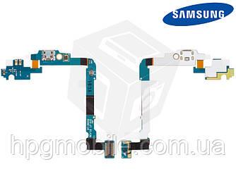 Шлейф для Samsung Galaxy Nexus i9250, коннектора зарядки, микрофона, с компонентами, оригинал