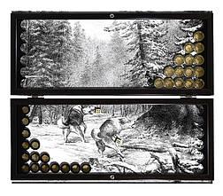 """Нарды """" Охота на медведя """", фото 3"""