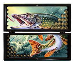 Нарды в подарок рыбаку, фото 3