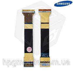 Шлейф для Samsung L600, межплатный, с компонентами, оригинал