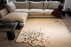 Средства для чистки ковров и для ухода за мебелью.