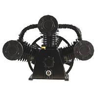 Компрессорная головка (блок) 3-х цилиндровый W-образный 3090DLZ