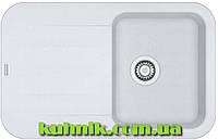 Кухонная мойка Franke PBG 611-78 (белый)