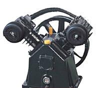 Компрессорная головка (блок) 2-х цилиндровый V-образный 2065DLZ