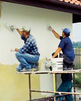 Отделка и покраска фасада дома