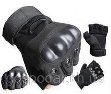 Перчатки Oakley (беспалые).