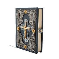 Книга кожаная Библия