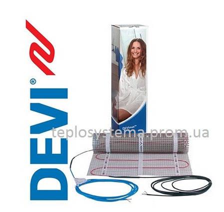 Мат нагревательный одножильный  DEVIheat 150S (DSVF-150) 69/75 Вт ― 0,6 х 0,8 м2, DEVI Дания, фото 2