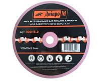Диск для заточки цепи ДНІПРО-М (100*10*3.2MM)