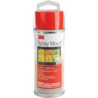 Клей-спрей для восстановления липкости кэрриера 3M Scotch Create Spray Mount