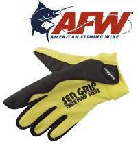 Перчатка защитная от зубов хищника AFW Sea Grip Super Fabric Ins