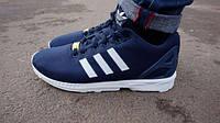 Adidas Zx Flux Blue-White