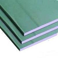 Гипсокартон влагостойкий потолочный  1,20 x 2,50м (9,5мм)