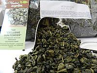 Зеленый крупнолистовой чай китайский