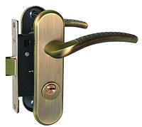 Дверной замок межкомнатный USK ЕТ А-018002