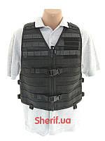 Разгрузка жилет черный  5.11 VTAC LBE Tactical Vest Black 58631