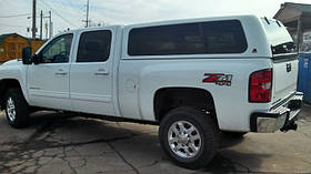 Кунг LEER 100XL для Silverado 2007-2013