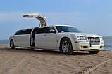 Аренда лимузина на свадьбу Крайслер 300С, фото 3
