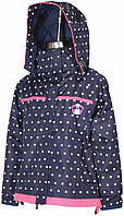 Куртка-ветровка дождевик для конного спорта детская