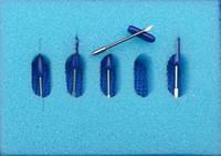 Нож для режущего плоттера Graphtec для держателя CB09 неоригинальный ( Угол заточки 60°, диаметр 0,9 мм )
