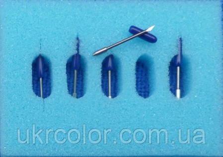 Нож для режущего плоттера Graphtec для держателя CB09 неоригинальный ( Угол заточки 60°, диаметр 0,9 мм ) - UKRCOLOR.COM в Киеве