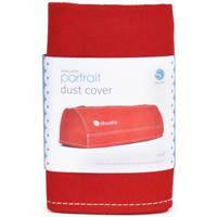 Чехол от пыли для режущего плоттера Graphtec Portrait ( цвет красный )